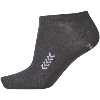 Doplňky  Ponožky Hummel Chaussettes strap  SMU gris foncé/noir