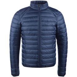Textil Muži Prošívané bundy JOTT Mat ml  basique Modrá