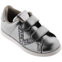 Boty Děti Nízké tenisky Victoria 1125257 Stříbrná