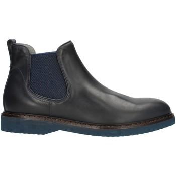 Boty Muži Kotníkové boty Nero Giardini I001691U Modrá