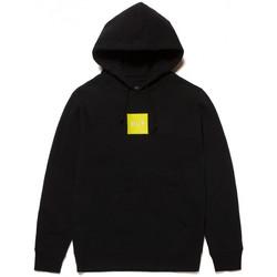 Textil Muži Mikiny Huf Sweat hood box logo Černá