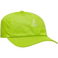 Textilní doplňky Muži Kšiltovky Huf Cap essentials tt logo cv 6 panel bio Zelená