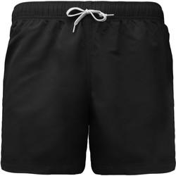 Textil Muži Kraťasy / Bermudy Proact Short de bain court noir