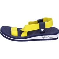 Boty Chlapecké Sandály Surfin's Safari Sandály BK173 Žlutá