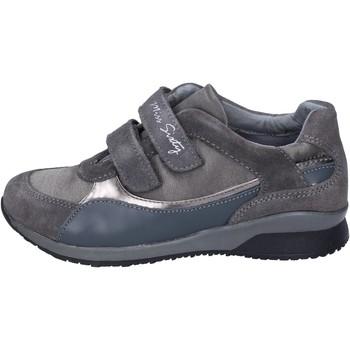 Boty Dívčí Nízké tenisky Miss Sixty sneakers camoscio tessuto Grigio