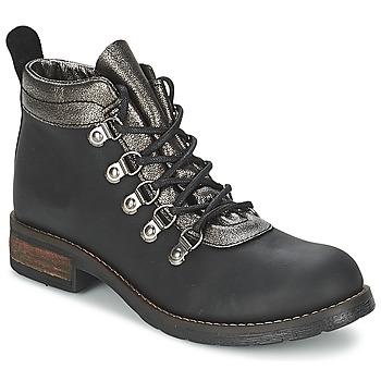 Boty Ženy Kotníkové boty Casual Attitude MIZATTE Černá