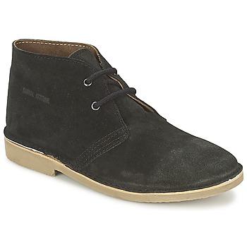 Boty Muži Kotníkové boty Casual Attitude IXIFU Černá
