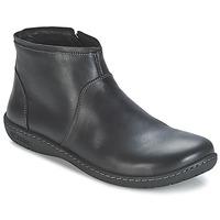 Boty Ženy Kotníkové boty Birkenstock BENNINGTON Černá