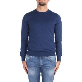 Textil Muži Svetry La Fileria 14290 55167 Modrá