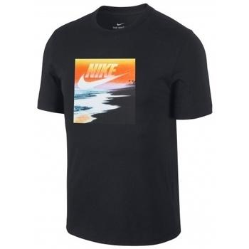 Textil Muži Trička s krátkým rukávem Nike M Nsw Ss Tee Summer Photo 3 vícebarevná