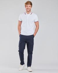 Textil Muži Cargo trousers  Aigle BESTICOL Tmavě modrá