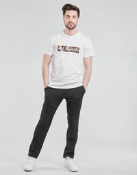 Textil Muži Cargo trousers  Columbia TECH TRAIL HIKER PANT Černá