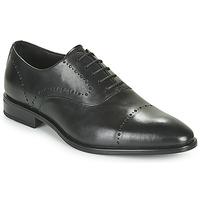 Boty Muži Šněrovací společenská obuv André CLASSEL Černá