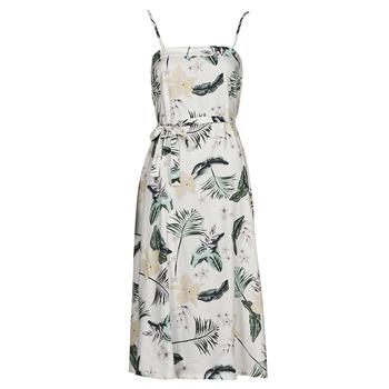 Textil Ženy Společenské šaty Roxy NOWHERE TO HIDE Bílá