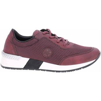 Boty Ženy Nízké tenisky Rieker Dámská obuv  N7630-36 bordeaux Other