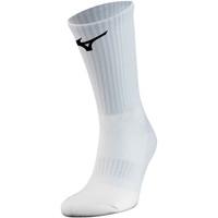 Spodní prádlo  Ponožky Mizuno Chaussettes  Multisports blanc/noir