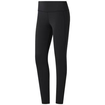 Textil Ženy Legíny Reebok Sport Lux 20 Černé