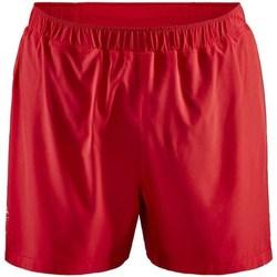 Textil Muži Kraťasy / Bermudy Craft Adv Essence 5 Stretch Červené