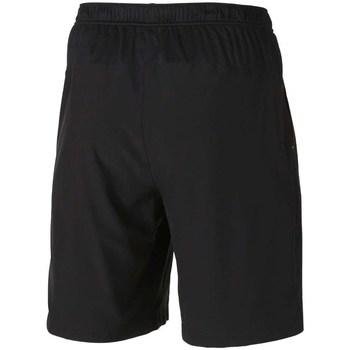 Textil Muži Kraťasy / Bermudy Asics Club Woven Short 9INCH Černé