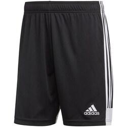 Textil Muži Kraťasy / Bermudy adidas Originals Tastigo 19 Černé