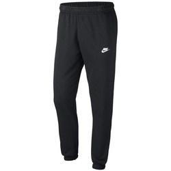 Textil Muži Teplákové kalhoty Nike Club Fleece Černé