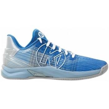 Boty Ženy Multifunkční sportovní obuv Kempa Chaussures femme  Attack One 2.0 bleu/gris clair chiné