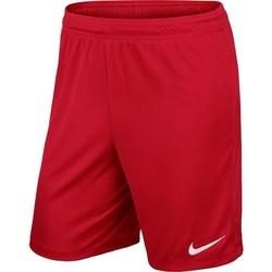 Textil Chlapecké Kraťasy / Bermudy Nike Park II Knit Drifit Junior Červené