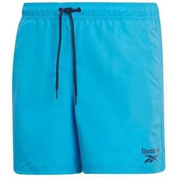 Textil Muži Kraťasy / Bermudy Reebok Sport Swim Short Yale Modré