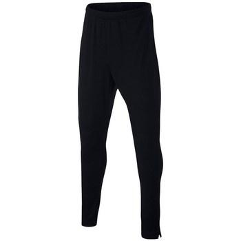 Textil Chlapecké Teplákové kalhoty Nike JR Dry Academy Černé