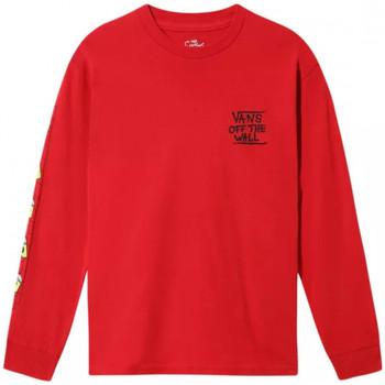 Textil Děti Trička s dlouhými rukávy Vans x the simpso Vícebarevné