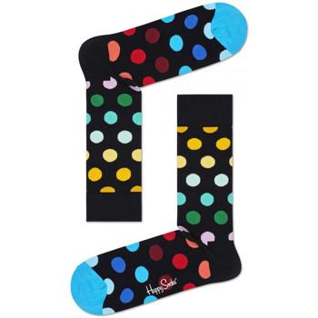 Spodní prádlo Muži Ponožky Happy Socks Big dot sock Vícebarevné