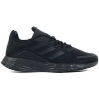 Boty Děti Šněrovací polobotky  & Šněrovací společenská obuv adidas Originals Duramo SL K Černé