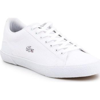 Boty Muži Nízké tenisky Lacoste Lerond Bílé