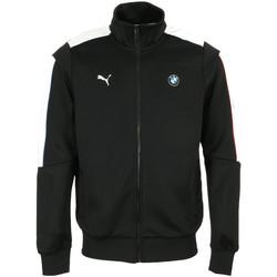 Textil Muži Teplákové bundy Puma BMW MMS T7 Track Jacket Černá