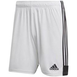 Textil Muži Kraťasy / Bermudy adidas Originals Tastigo 19 Bílé