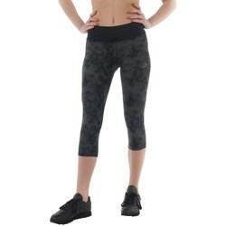 Textil Ženy Kalhoty Asics 34 Fuzex Knee Tight Černé
