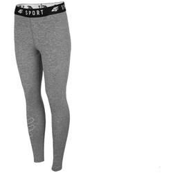 Textil Ženy Kalhoty 4F SPDF001 Šedé