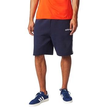 Textil Muži Tříčtvrteční kalhoty adidas Originals Minoh Shorts Tmavomodré