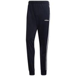 Textil Muži Kalhoty adidas Originals Essential 3STRIPES Černé