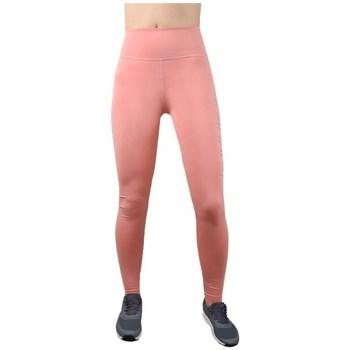 Textil Ženy Legíny Nike Swoosh Růžové