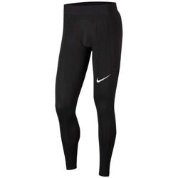 Textil Muži Legíny Nike Gardien I Padded Černé