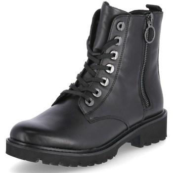 Boty Ženy Kotníkové boty Remonte Dorndorf D867101 Černé