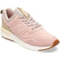 Boty Děti Nízké tenisky New Balance 515 Růžové