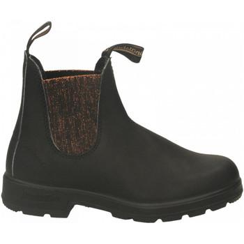 Boty Ženy Kotníkové boty Blundstone BLUNDSTONE COLLECTION black-bronze
