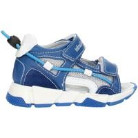 Boty Dívčí Sandály Nero Giardini E023881M Modrá