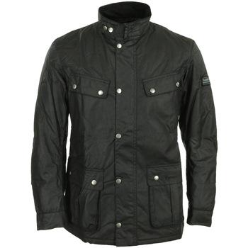 Textil Muži Parky Barbour International Duke Wax Jacket Černá