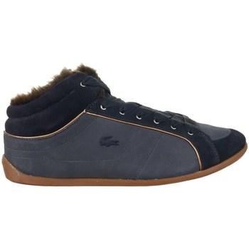 Boty Ženy Zimní boty Lacoste Missano Mid 5 Srw Černé,Tmavomodré