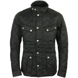 Textil Muži Prošívané bundy Barbour International Ariel Quilt Černá