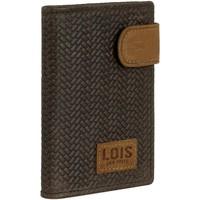 Taška Muži Náprsní tašky Lois DAVIDSON Pánská kožená peněženka Brown