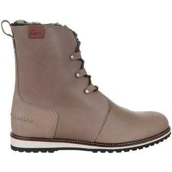 Boty Ženy Zimní boty Lacoste Baylen 5 Hnědé